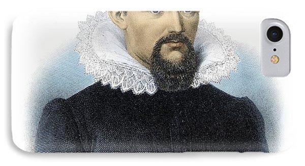 Johannes Kepler, German Astronomer Phone Case by Detlev Van Ravenswaay