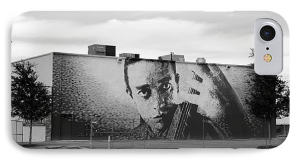 Johnny Cash Phone Case by Rob Hans