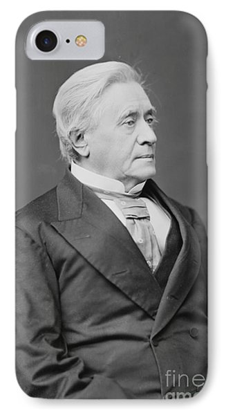 Joseph Henry, American Scientist IPhone Case