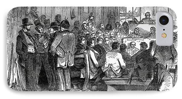 Kansas-nebraska Act, 1855 Phone Case by Granger