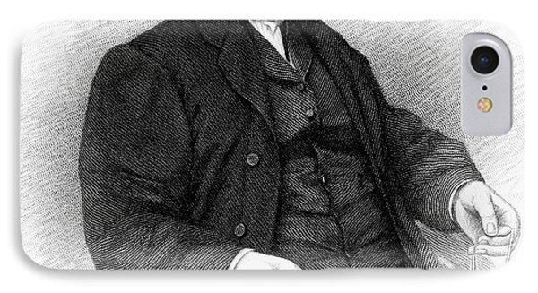 Lewis Tappan (1788-1873) Phone Case by Granger
