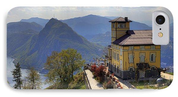 Lugano IPhone Case by Joana Kruse