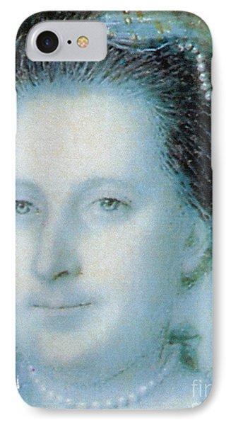 Martha Washington, American Patriot Phone Case by Photo Researchers