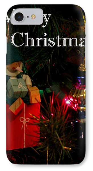 Merry Christmas IPhone Case by Ivete Basso Photography