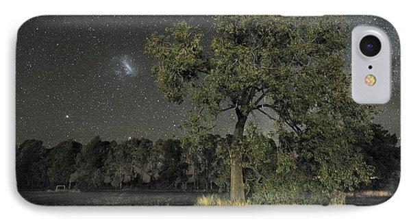 Milky Way Over Parkes Observatory Phone Case by Alex Cherney, Terrastro.com
