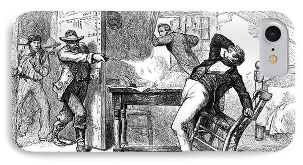 Murder Of Smith, 1844 Phone Case by Granger