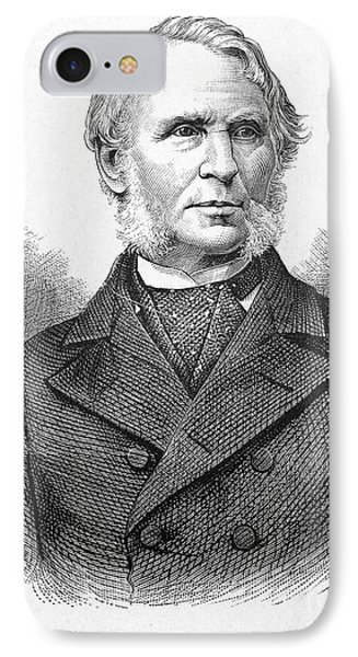 Neal Dow (1804-1897) Phone Case by Granger