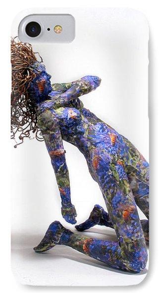 Nectar A Sculpture By Adam Long Phone Case by Adam Long
