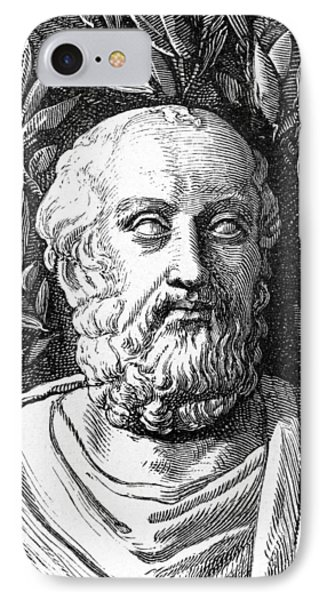 Plato, Ancient Greek Philosopher Phone Case by