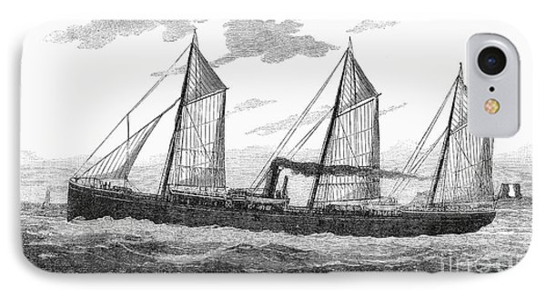 Refrigerated Ship, 1876 Phone Case by Granger