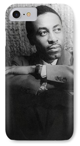 Robert Mcferrin (1921-2006) Phone Case by Granger