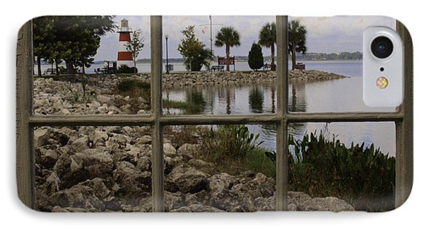 Room With A View IPhone Case by Randy Sylvia