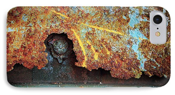 Rust Background IPhone Case