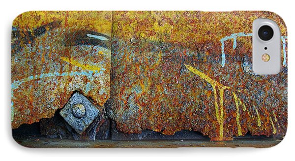 Rust Colors IPhone Case by Carlos Caetano