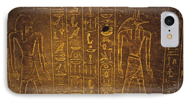 Sarcophagus Exterior Phone Case by Adam Crowley
