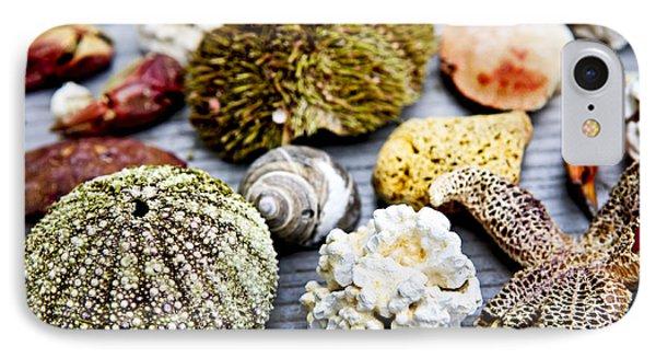 Sea Treasures IPhone Case