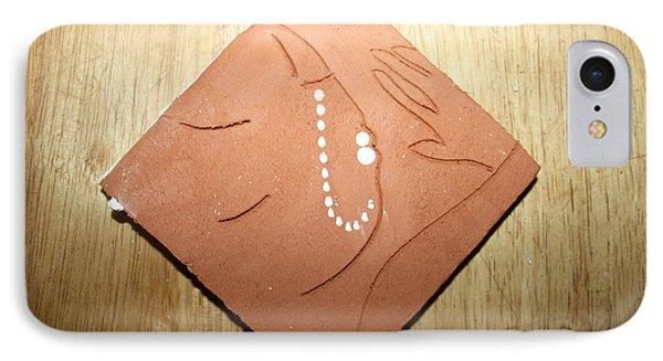 Sleep - Tile Phone Case by Gloria Ssali