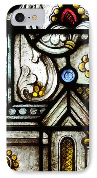 Stained Glass Window Phone Case by Rudy Umans