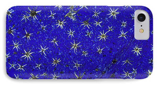 Stellate Leaf Hairs, Light Micrograph Phone Case by Dr Keith Wheeler