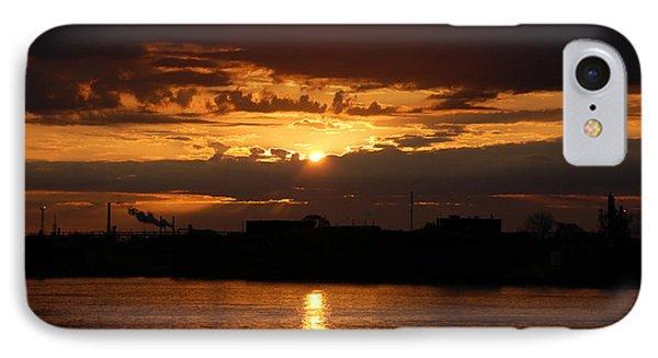 Sunrise IPhone Case by Randy J Heath