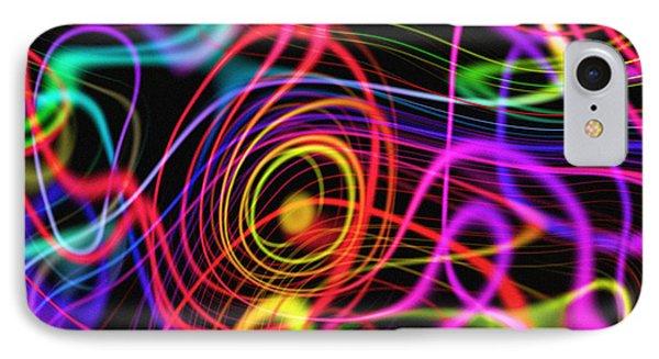 Superstrings, Conceptual Artwork Phone Case by Mehau Kulyk