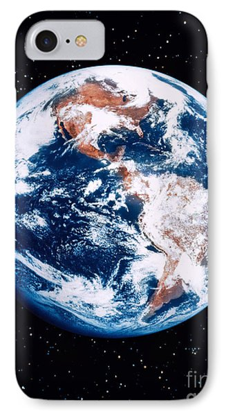 The Earth Phone Case by Stocktrek Images
