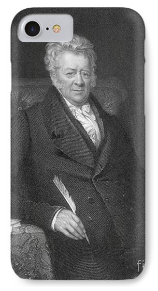 Thomas Clarkson (1760-1846) Phone Case by Granger