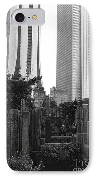 Tokyo Phone Case by Bernard Wolff
