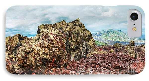 Volcano Batur Phone Case by MotHaiBaPhoto Prints