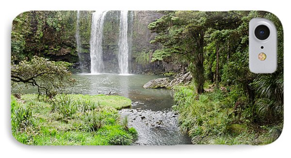 Whangarei Falls In New Zealand IPhone Case