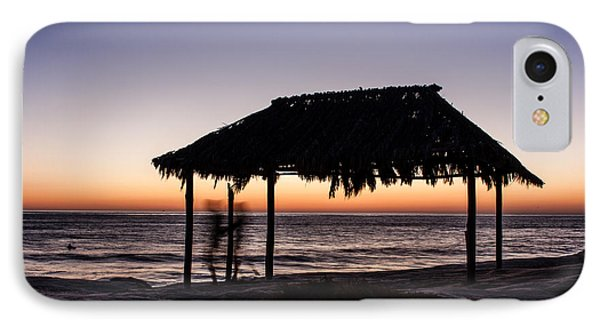Windansea Beach Hut One Phone Case by Josh Whalen