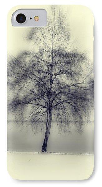 Winter Tree Phone Case by Joana Kruse