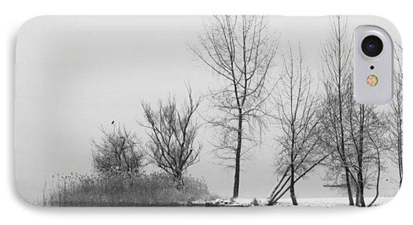 Wintertrees Phone Case by Joana Kruse