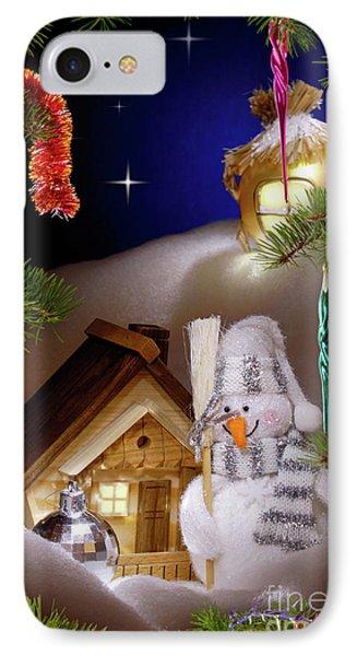 Wonderful Christmas Still Life Phone Case by Oleksiy Maksymenko