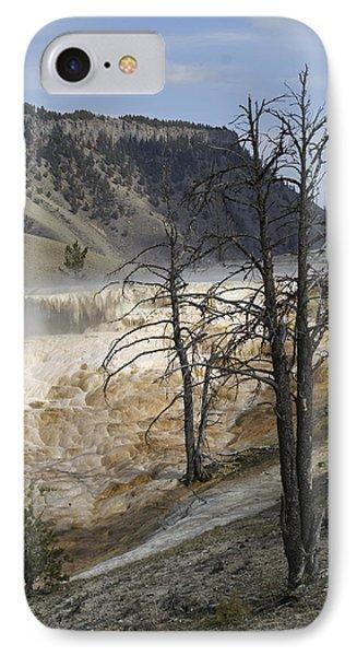 Yellowstone Nat'l Park IPhone Case