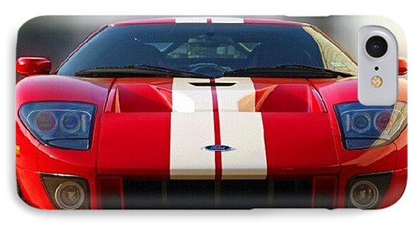 2006 Ford Gt40 IPhone Case by James Granberry