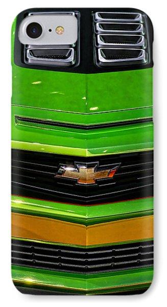 2012 Chevy Camaro Hot Wheels Concept Phone Case by Gordon Dean II