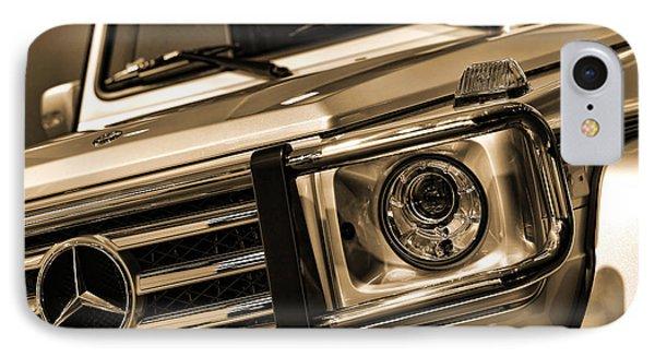 2012 Mercedes Benz G-class IPhone Case by Gordon Dean II