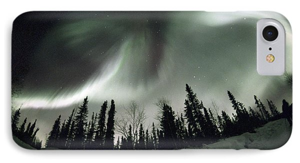 Aurora Borealis Phone Case by Chris Madeley