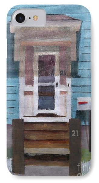 21 Wonson St Phone Case by Claire Gagnon