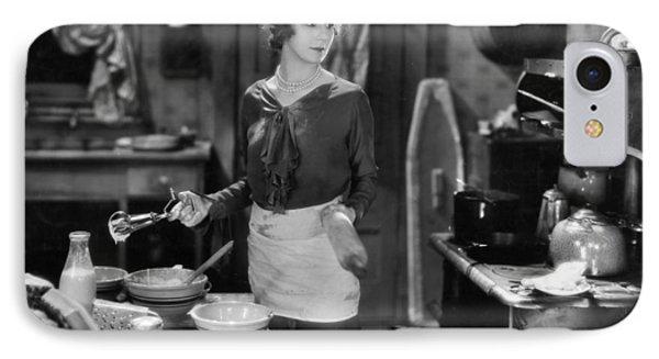 Silent Film Still Phone Case by Granger