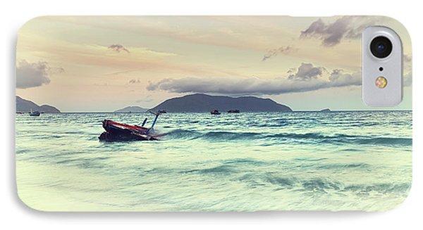 Sunrise Phone Case by MotHaiBaPhoto Prints