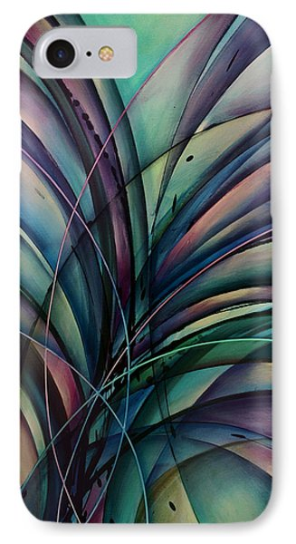 Abstract Design Phone Case by Michael Lang