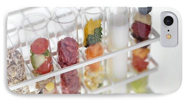 Balanced Diet Phone Case by Tek Image