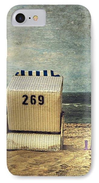 Beach Chair Phone Case by Joana Kruse