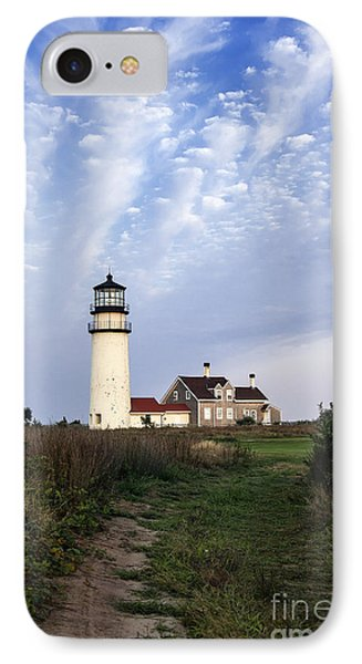 Cape Cod Light Phone Case by John Greim