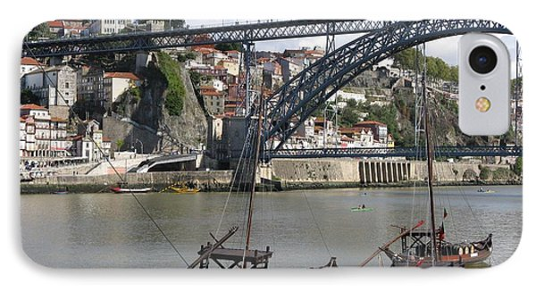 IPhone Case featuring the photograph Douro River by Arlene Carmel