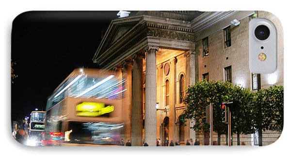 Dublin General Post Office Phone Case by Josh Whalen