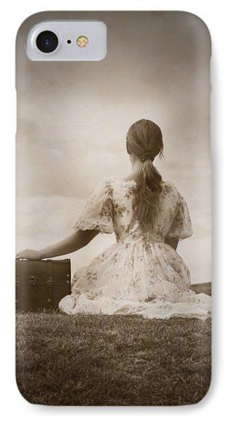 Farewell Phone Case by Joana Kruse