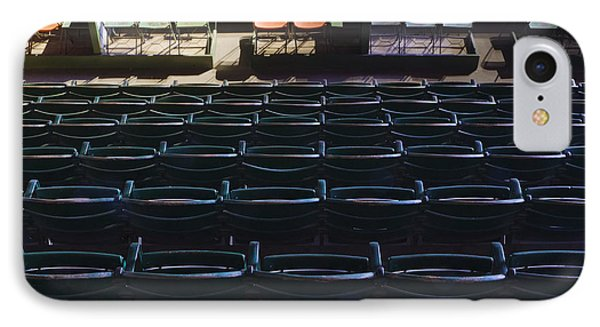 Fort Worth Stockyards Coliseum Seating Phone Case by Jeremy Woodhouse